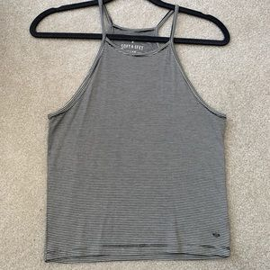 American Eagle Soft & Sexy Stripped Tank